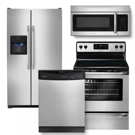 Frigidaire, GE, and Hotpoint Appliances