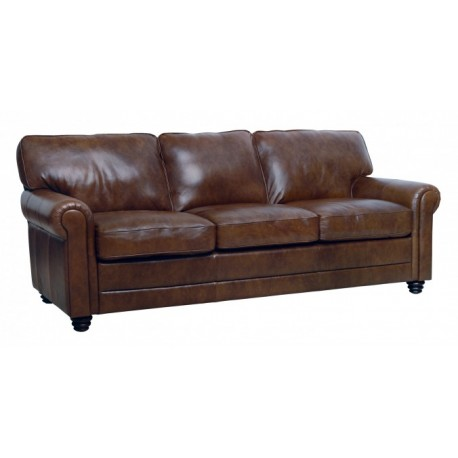 The Andrew Leather Sofa Collection