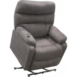 The Buckley Lift Recliner - Grey