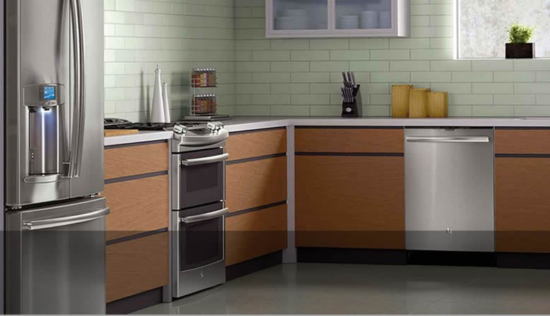 Shop home appliances from GE, Frigidaire, and Hot Point at Grubbs Furniture and Appliances.