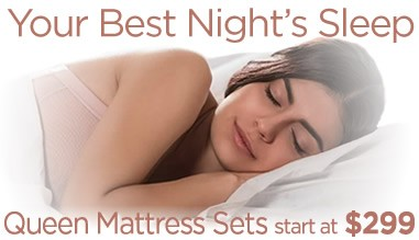 Get your best night's sleep from Grubbs Furniture and Appliances